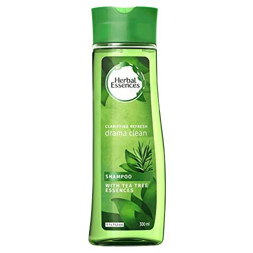 Herbal Essences Drama Clean Shampoo, White, 300ml