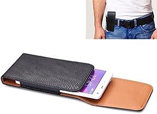 be33c6b1c21 BUEN CASO- Universal Litchi Textura Estilo Vertical Funda de Cuero con Clip  de cinturón para iPhone 6 y 6S / Samsung Galaxy S5 / G900 / I9082 / S IV /  i9500 ...