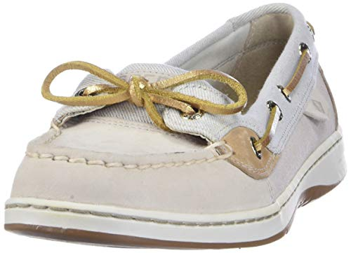 Sperry 715743 - Zapatillas de Bota para Mujer con Ancla en Relieve, Color, Talla 44 EU
