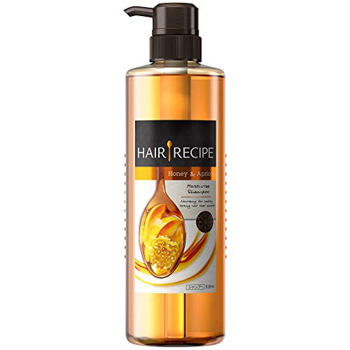 Japan Hair Products - Hair recipes shampoo Honey apricot Enriched Moisture...