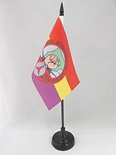 Amazon.es: Bandera Republicana - Banderas de mesa / Accesorios de escritorio y productos de...: Oficina y papelería