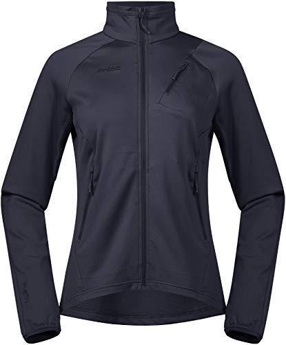 Bergans Galdebergtind Veste Femme, Dark Navy/Dark fogblue Modèle S 2018 Veste Polaire