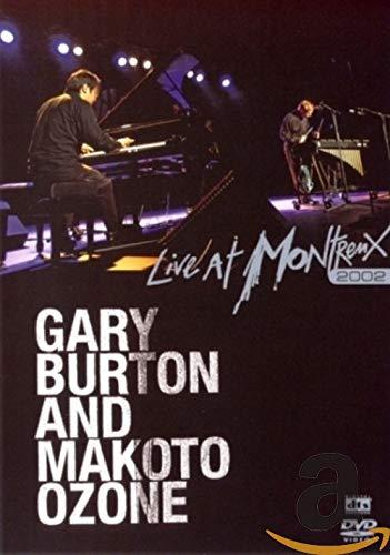 Gary Burton & Makato Ozone - Live at Montreux 2002