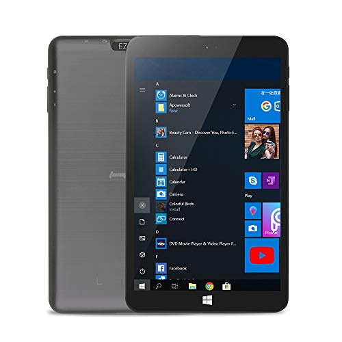 Jumper Ezpad Mini5 FHD IPS Screen 8 Inch windows10 Tablet, Quad-core Intel Cherry Trail Z8350 Portable Tablet/laptop Touch Screen 2GB Ram+32GB Emmc/HDMI/bluetooth 4.0/Support 256GB Tf Expansion