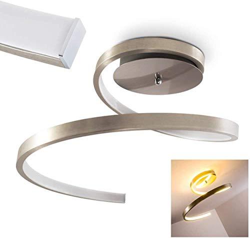 Lámpara de Techo LED Sorrent - 1x 25W LED alta eficiencia 3000K Ø36 cm - Moderna Lámpara de techo dormitorio salón cocina