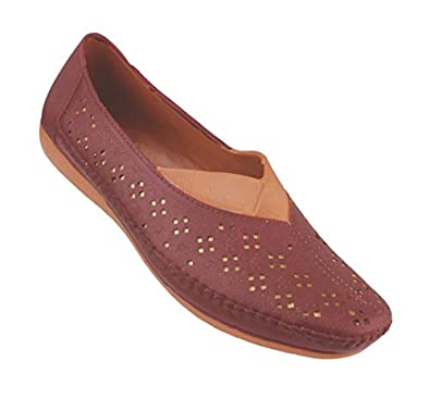 Aqualite Women's Daw00241l Ballet Flat