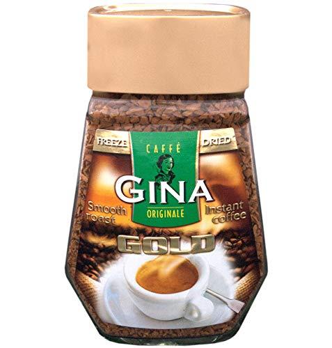 Gina Kaffee Gold 6x200 gr. (6)