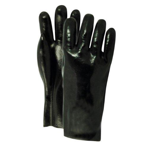Magid 1682T Heavy Duty GaunTet Cuff PVC Gloves, Large Now $1.75
