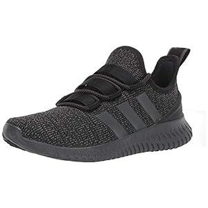 adidas mens Kaptur Sneaker, Black/Grey/Grey, 7.5 US