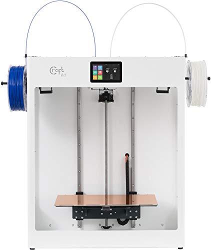 Craftbot Flow Idex XL 3D Printer (White)