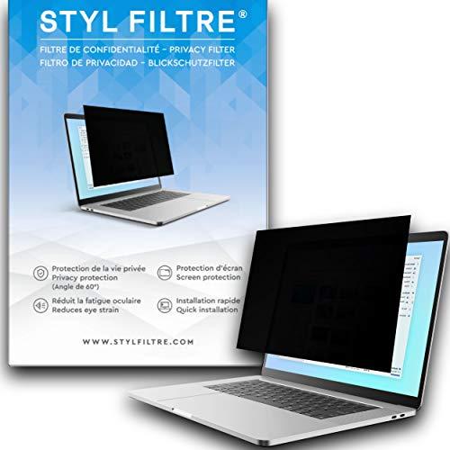 STYL Filter ∣ Sichtschutzfilter ∣ Schutz und Abdeckung für PC-Bildschirm ∣ sichtschutzfolie ∣ Displayschutzfolie ∣ schutzfolie ∣ sichtschutz ∣ Laptop Notebook und HP ELITEBOOK 850 15,6