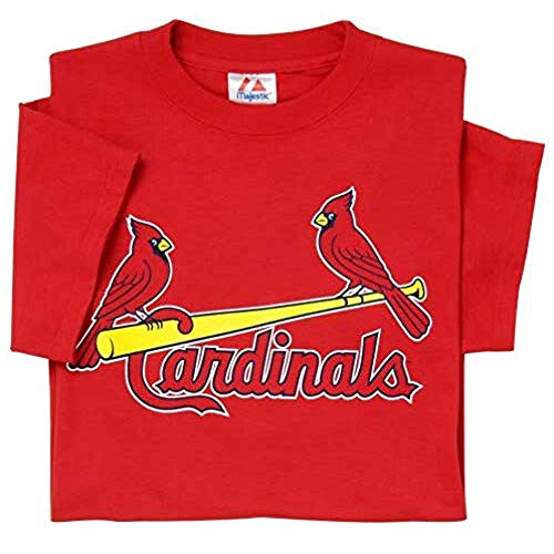 St. Louis Cardinals (Adult 3X) Officially Licensed Replica T-Shirt Jersey