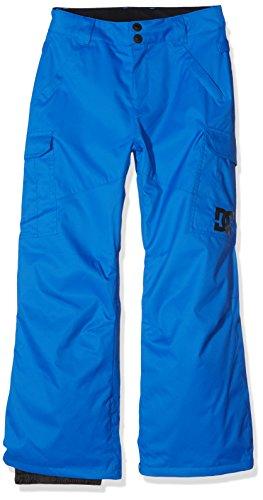 DC Shoes Banshee Youth Veste de Snowboard pour Femme – Bleu – Bleu, Taille 8/S