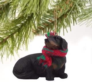 Dachshund Black Original Ornament
