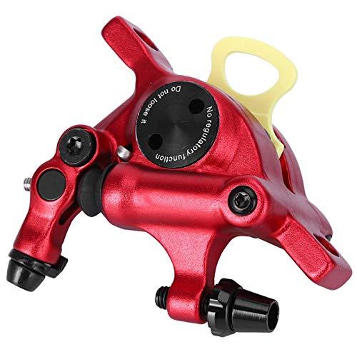 Alomejor Pinza de Freno de Disco de Scooter, Pinza de Freno de Disco de aleación de Aluminio, Piezas de conversión de Freno de Aceite para Scooter eléctrico