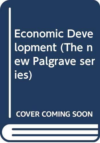 Economic Development (The new Palgrave series)の詳細を見る