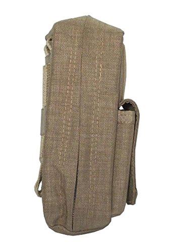 Zentauron - Reißverschlusstasche Lucie - Tropentarn, Standard