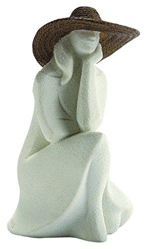 Nadal Pamela pequeña Figura Decorativa pienso en ti, Resina, Multicolor, 6.50x6.00x11.00 cm