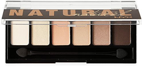 NYX The Natural Shadow Palette - Natural