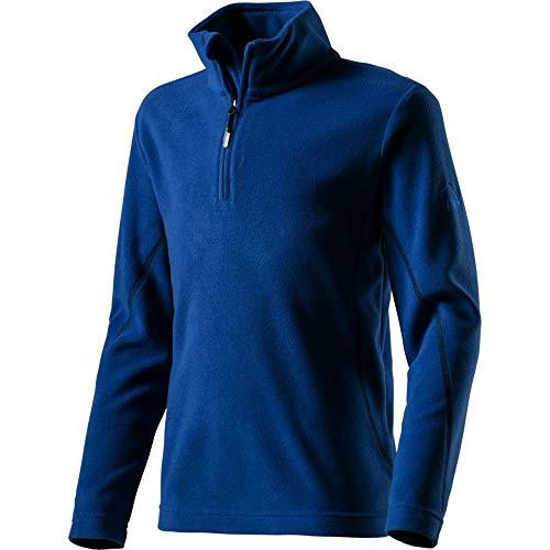 McKINLEY Kinder Malte Fleece-Shirt, Classic Blue, 116