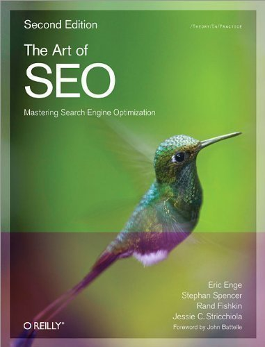 Image of The Art of SEO by Eric Enge, Stephan Spencer, Jessie Stricchiola, Rand Fishkin 2nd (second) Edition (2012)