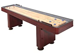 SplashNet Challenge 12 foot Shuffleboard Table