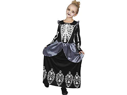 DISONIL Disfraz Niña Reina Esqueleto Talla S: Amazon.es: Juguetes ...