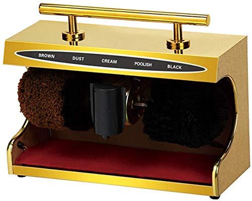 Elektrische Schuhputzer, automatische Schuhe Poliermaschine Elektrische Schuhbürste automatische Induktion Staubentfernung Behandlung Geeignet for Haushalt oder öffentliche Nutzung