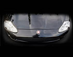 Mina Gallery New Style Black Convex Mesh Grille Available for Jaguar XK8 XKR 1997-2004 models