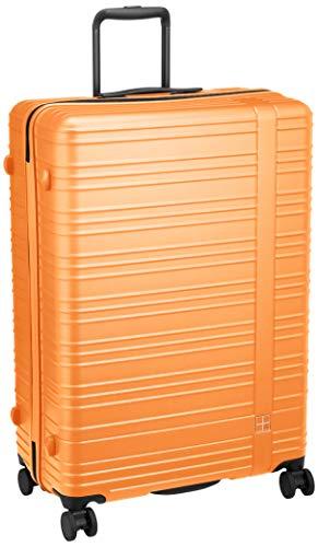 [ハンズプラス] カラーシリーズ ジップ 4549917204706 90L 19-hands+TT-043 76 cm 4.5kg オレンジ