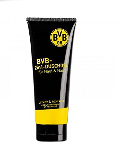 Borussia Dortmund BVB 2 in 1 Duschgel Limette & Aloe Vera