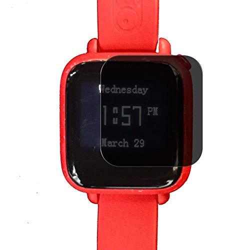 Vaxson Anti Spy Schutzfolie, kompatibel mit Octopus watch kids smartwatch Smart Watch, Displayschutzfolie Privatsphäre Schützen [nicht Panzerglas]