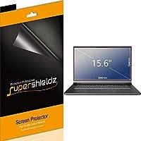 Supershieldz ユニバーサル15.6インチ アスペクト比16:9 ノートパソコンスクリーンプロテクター (344mm x 194mm) 高解像度クリアシールド (PET)