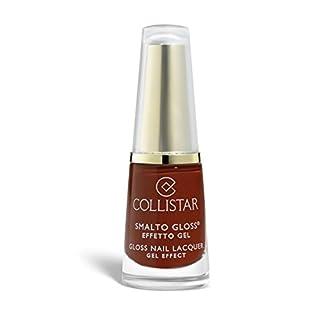 scheda collistar smalto gloss effetto gel (tonalità 580, rosso sofia) - 6 ml.