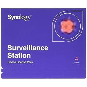 Synology Docker DSM 1 License Système NAS: Amazon fr