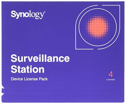 Synology Device Licence x 4