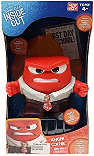 New Boy Anger Colere Action Figure - Red