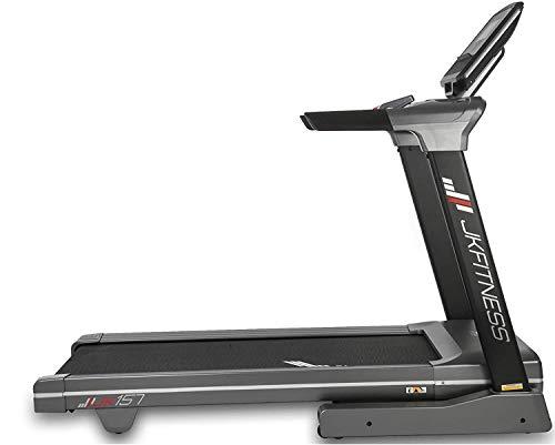 JK Fitness Tapis Roulant JK 157, Unisex Adulto,Nero,Unica