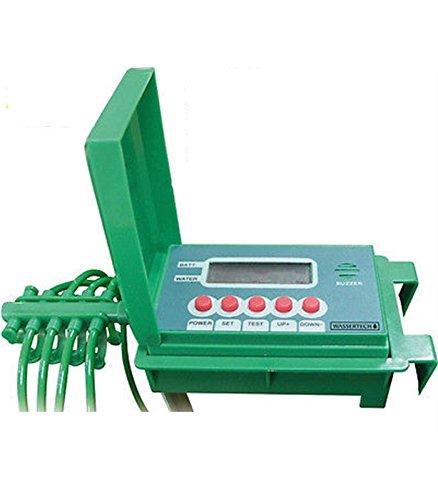 Buzzer PR-BO Sistema de riego automático con Bomba de Agua, Verde, 17.5x8.5x21.0 cm