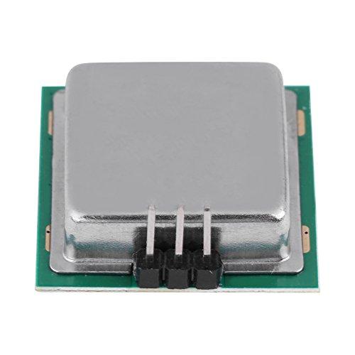 Wacent Módulo de Sensor de Radar, componente electrónico Accesorios duraderos Módulo de Sensor de microondas de un Solo Canal de inducción de Radar de 24 GHz y 15 m