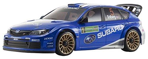 Autoscale Mini-Z Subaru Impreza WRC 2008