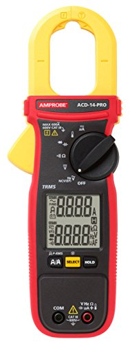 Amprobe ACD-14-PRO Digital Clamp Multimeter