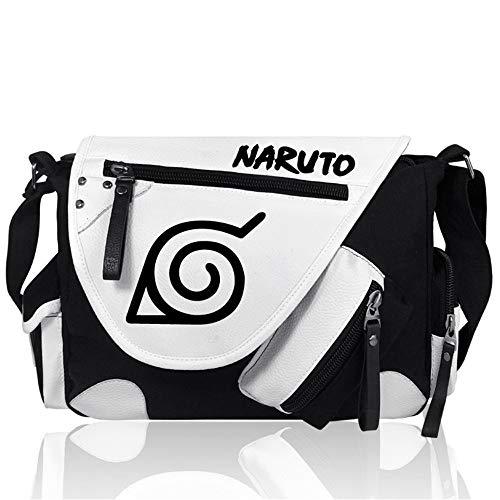 Anime Messenger Bag Cosplay Naruto Beiläufige Beutel Rucksack Umhängetaschen Sport Freizeit Rucksäcke Taschen Daypacks