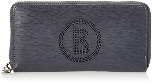 Bogner Damen Geldbeutel Zürs Ela aus Leder Geldbörse mit Reißverschluss