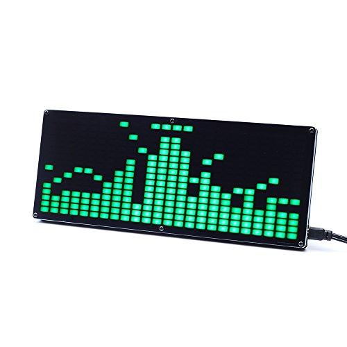 Baugger Musikspektrum-Kit - DIY LED Digital Musik Spektrum Display Kit Scm Led-Modul