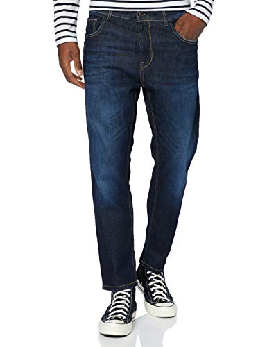 Sisley Men's Trousers Pants, Denim 902, 36