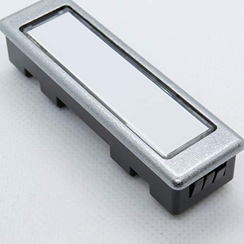 Klingeltaster verchromt passend für Renz 85110