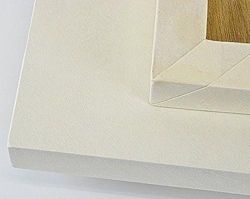 Arthege Weißwinkel-Hanfplatte F6