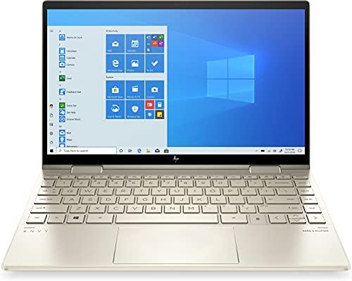 HP Envy x360 13-bd0255ng Gold, 33,78cm (13,3 Zoll) Convertible Notebo