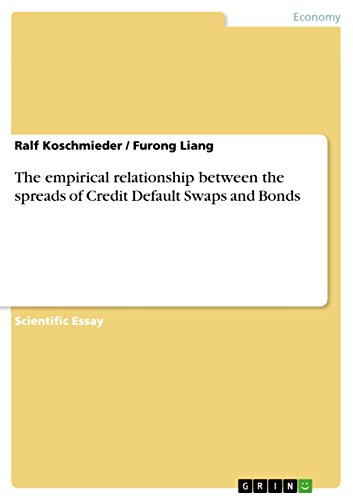 The empirical relationship between the spreads of Credit Default Swaps and Bonds (English Edition)